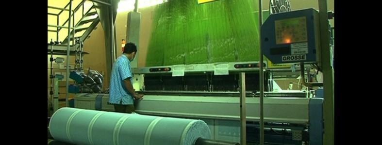 Wow! Ini Dia Proses Pembuatan Handuk