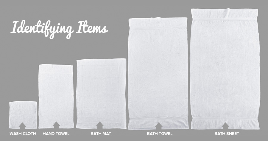 jenis towel hotel